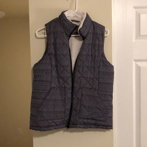 Maurice's lined puffer vest
